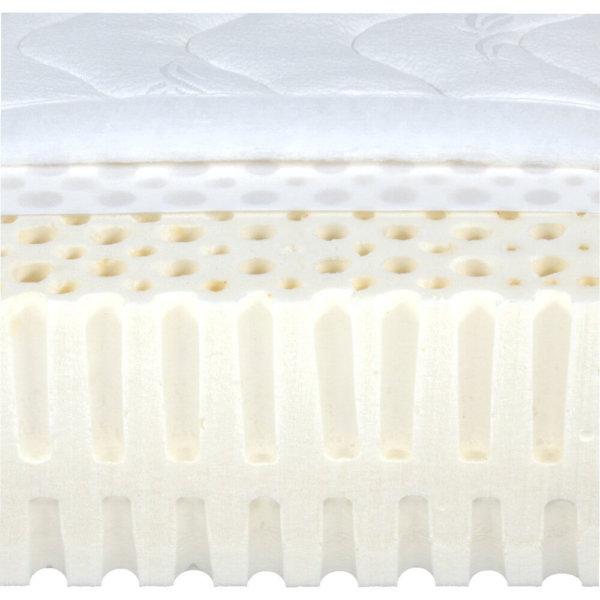 Saltea ekon latex Lux Deschizături verticale